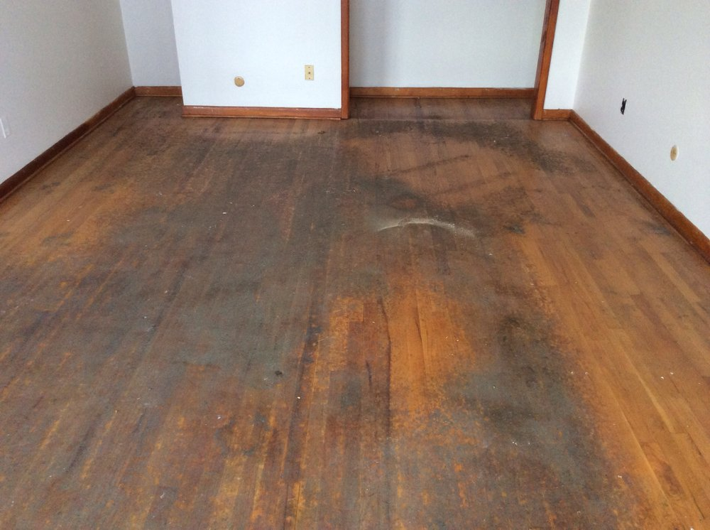 Refinish hardwood hoboken hardwood floors for Resurfacing wood floors